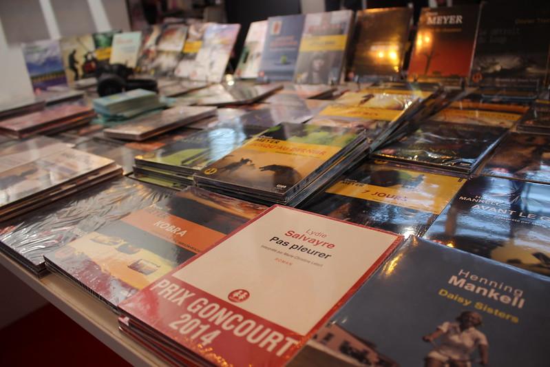Livres audio - Livre Paris 2016