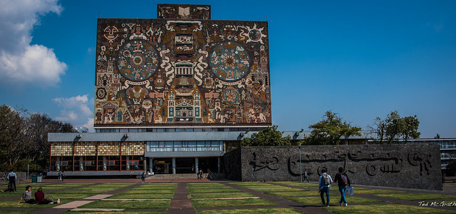 2016 - Mexico City - UNAM 7