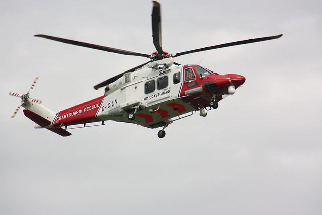 UK SAR St Atha AW139 G-CILN 21APR16 - Gerallt Marsh