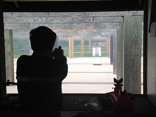 Andy Dalton Shooting Range