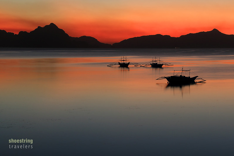 El Nido Twilight
