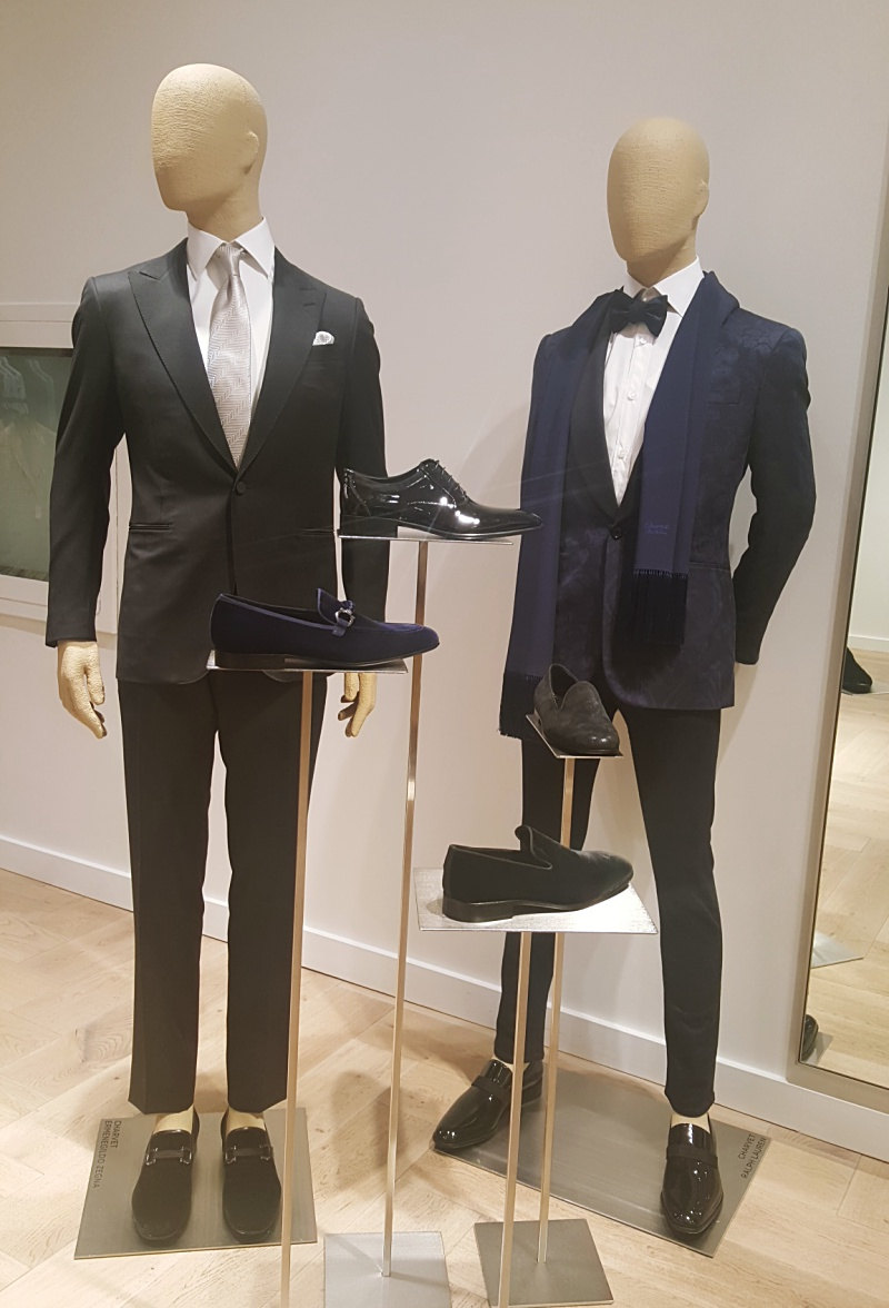 Saks Fifth Avenue menswear