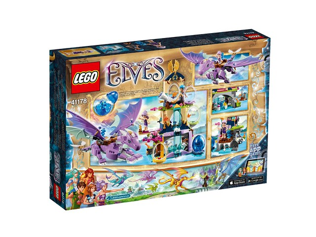 LEGO Elves 41178 - The Dragon Sanctuary