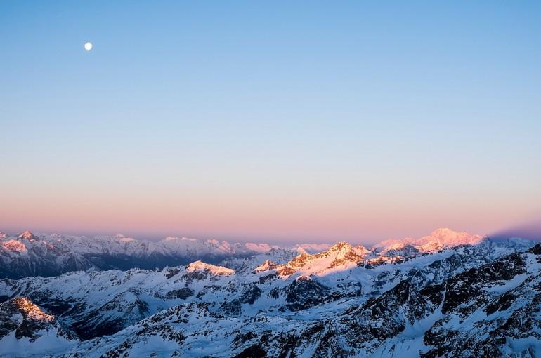 Velikonoční Monte Rosa