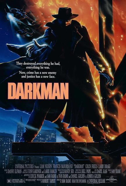 (1990) Darkman