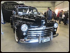 Ford V8 Super Deluxe, 1948
