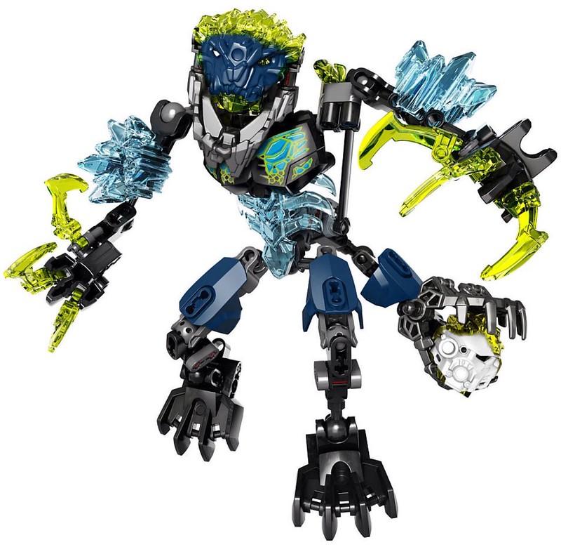 LEGO Bionicle 2016 Sets: 71314 - Storm Beast