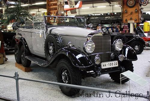 Mercedes Benz G4 1938