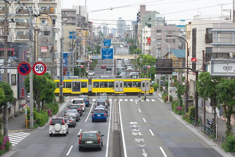 Tokyo Train Story 東急世田谷線 2016年5月1日