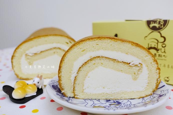 27 老胡賣點心 蜂蜜抹茶蛋糕捲 蜂蜜蛋糕捲 一口乳酪球 火腿乳酪球 一口巧克力