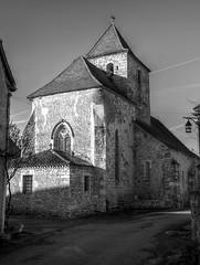 église Saint-Pierre-ès-Liens de gigouzac ( 1153 ) - Photo of Saint-Germain-du-Bel-Air