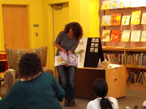 Mom Me Author Reading with Jennifer Castro