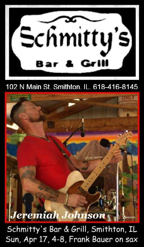 Schmitty's Bar & Grill 4-17-16