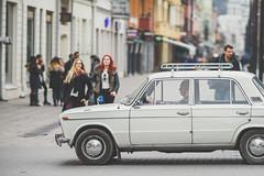 Old Car | Kaunas