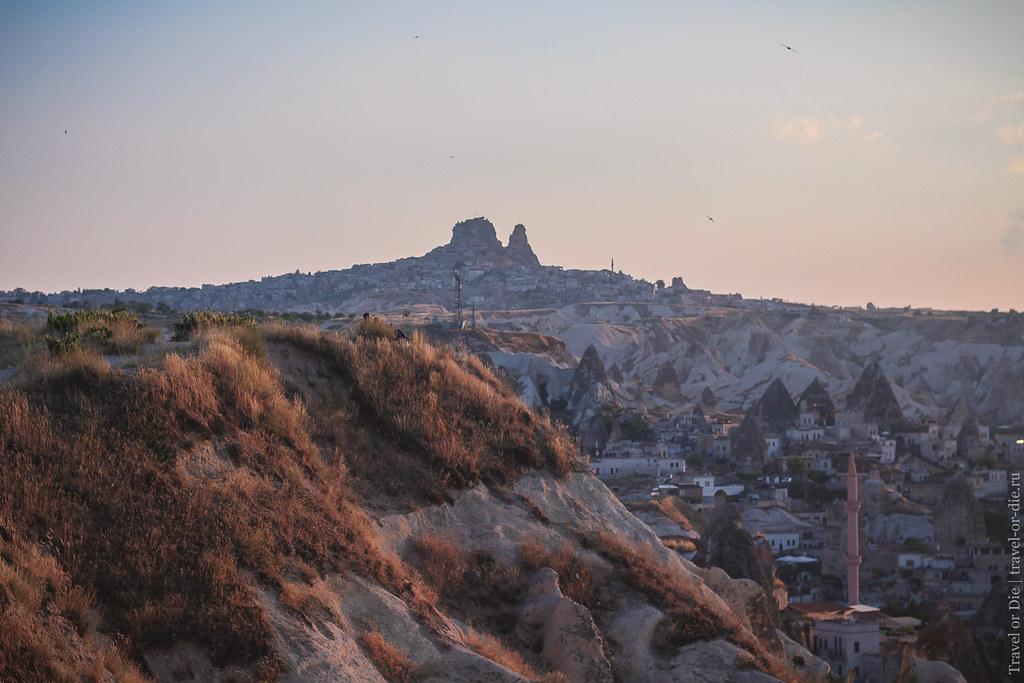 Uchisar Castle, Cappadocia / Крепость Учхисар, Каппадокия