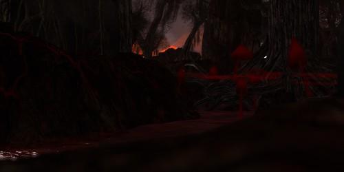 Twilight Illusion: Bloody Fungi