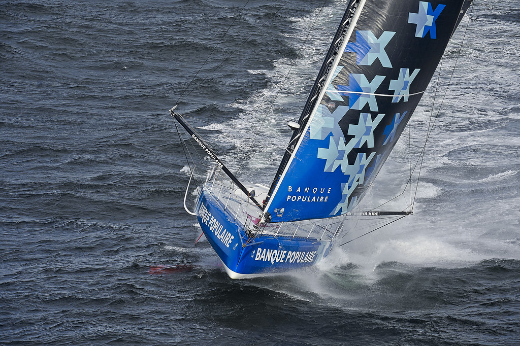 Mono BP VIII BI hélico The Transat 2016