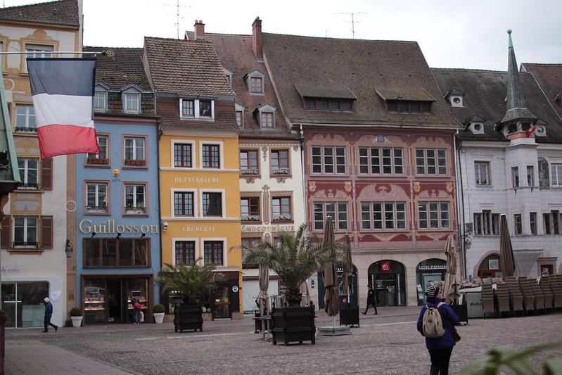 Mulhouse - city centre