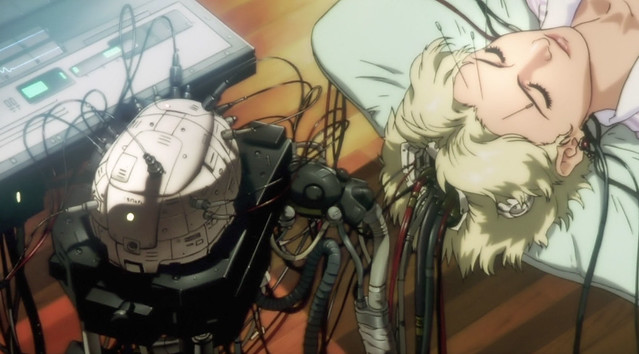 ghost in the shell secretary