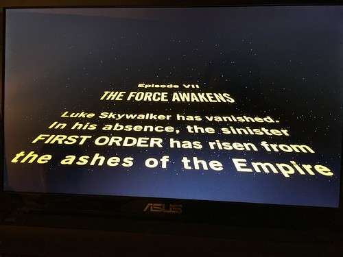 The Force Awakens Release Date