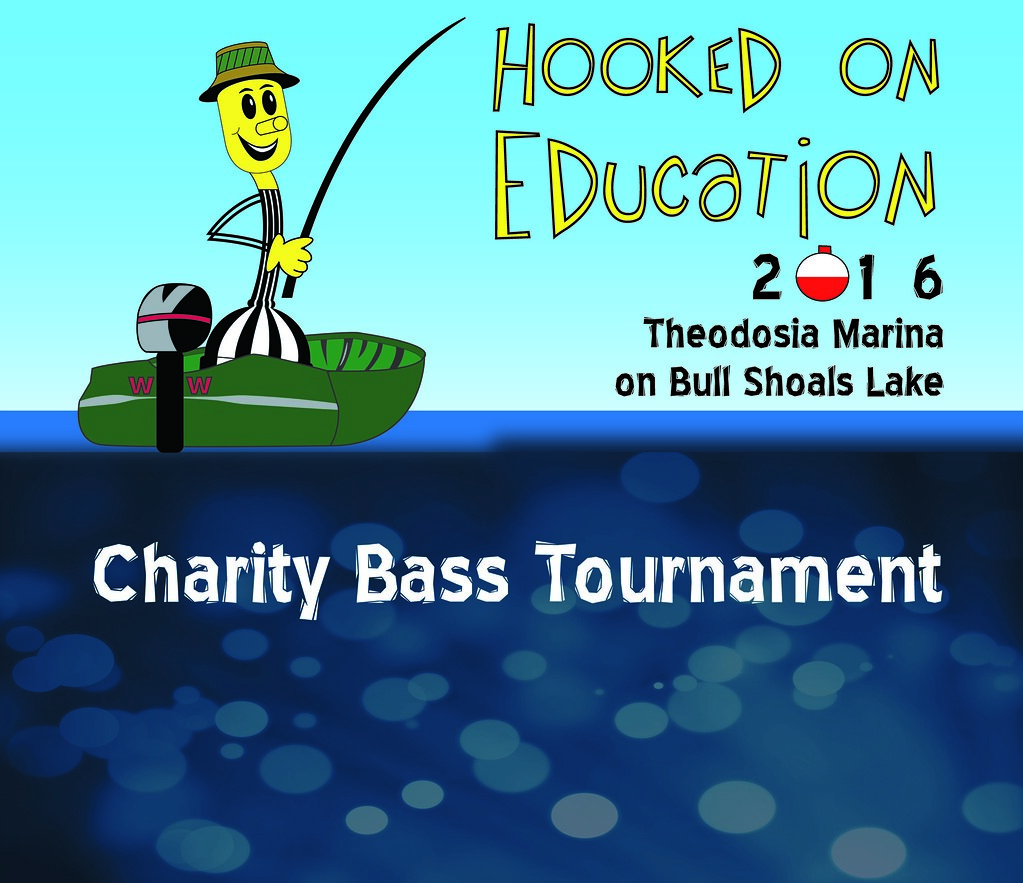 Hooked on Education Charity Bass Tournament 2016