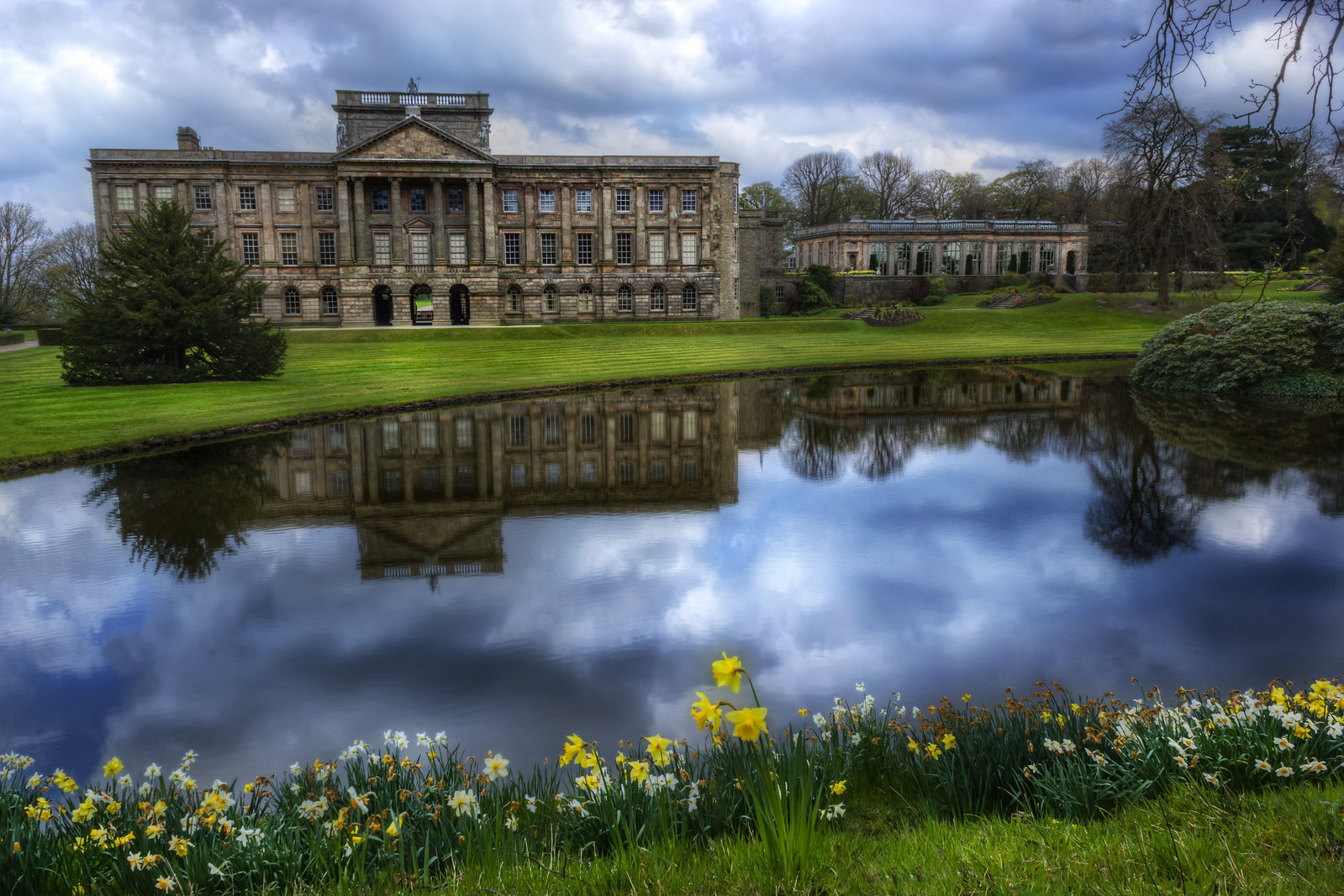 Lyme Park, Disley, Cheshire. Credit highlights6