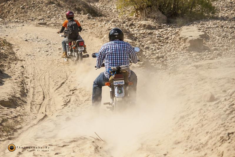 Trip to Cave City (Gondhrani) & Shirin Farhad Shrine (Awaran Road) on Bikes - 23542306043 f97b8594fd c