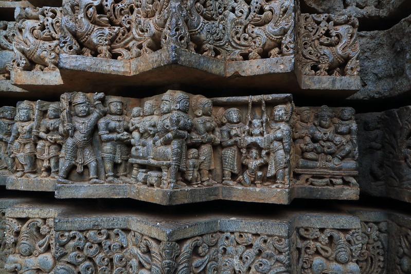 Krishna's childhood