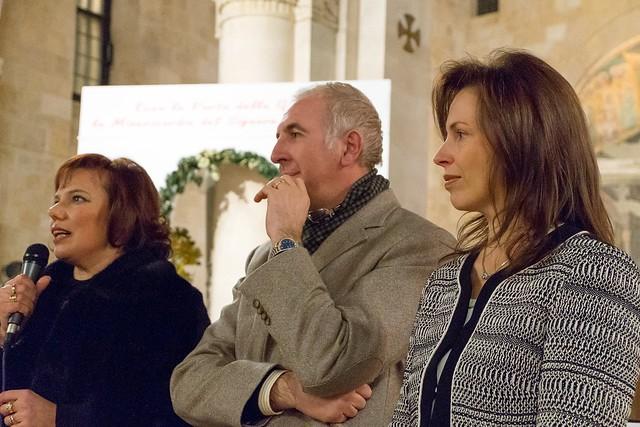 Conversano- gli alunni della carelli forlaji in concerto in catedrale (9)
