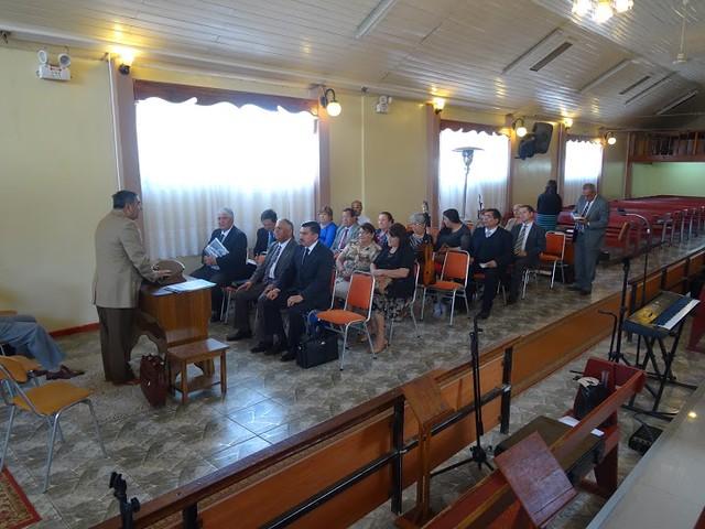 Reunión de pastores | Preparación de Conferencia