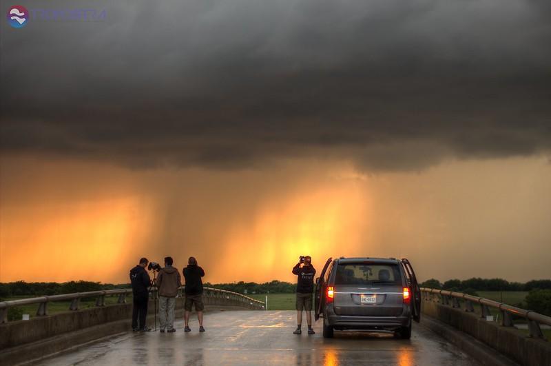 No Caminho dos Tornados - 2015