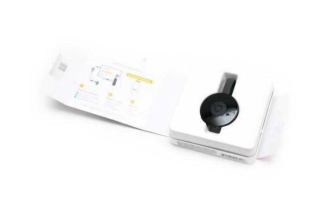 ChromeCast 二代 (2015 版) 更快更好!最好的無線投影器開箱分享 @3C 達人廖阿輝