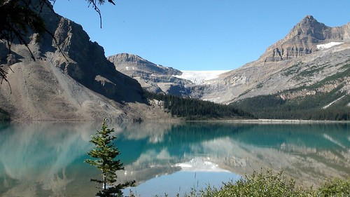 Silverhorn - Lake Louise - Banff NP (31/07/2015)