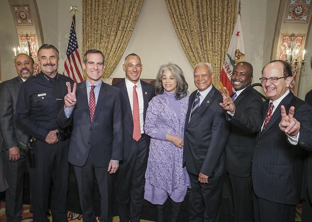 7th Annual LAPD MLK Breakfast