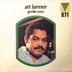 ART FARMER:GENTLE EYES(JAKCET A)