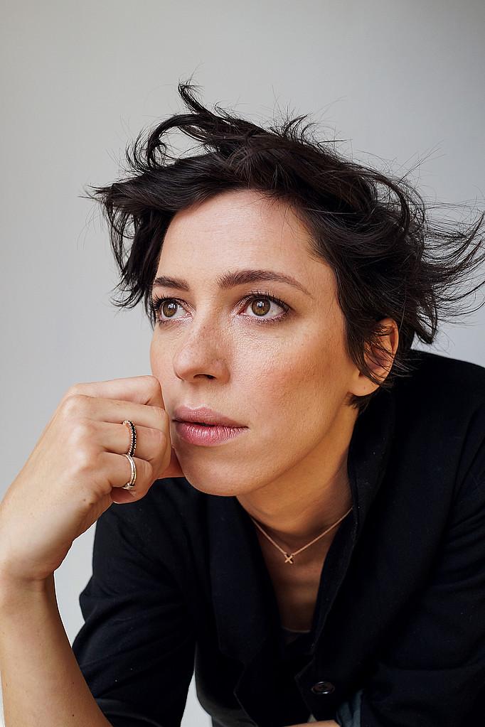 Ребекка Холл — Фотосессия для «Tumbledown» на «Tribeca» 2015 – 37