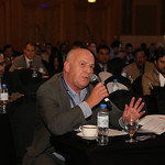Chris Blasdale, AggCem during question time