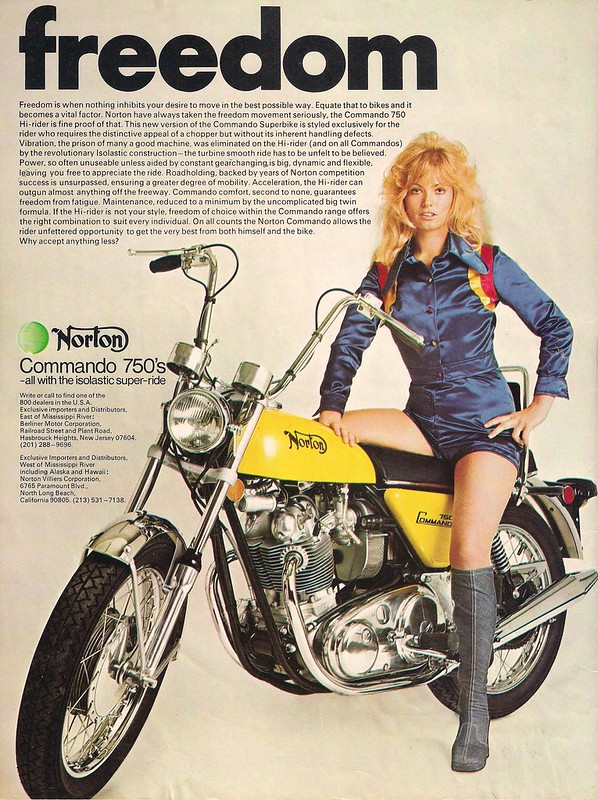 Norton Hi-rider