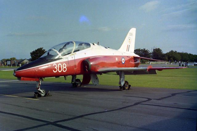 XX308/308 Hawk T.1