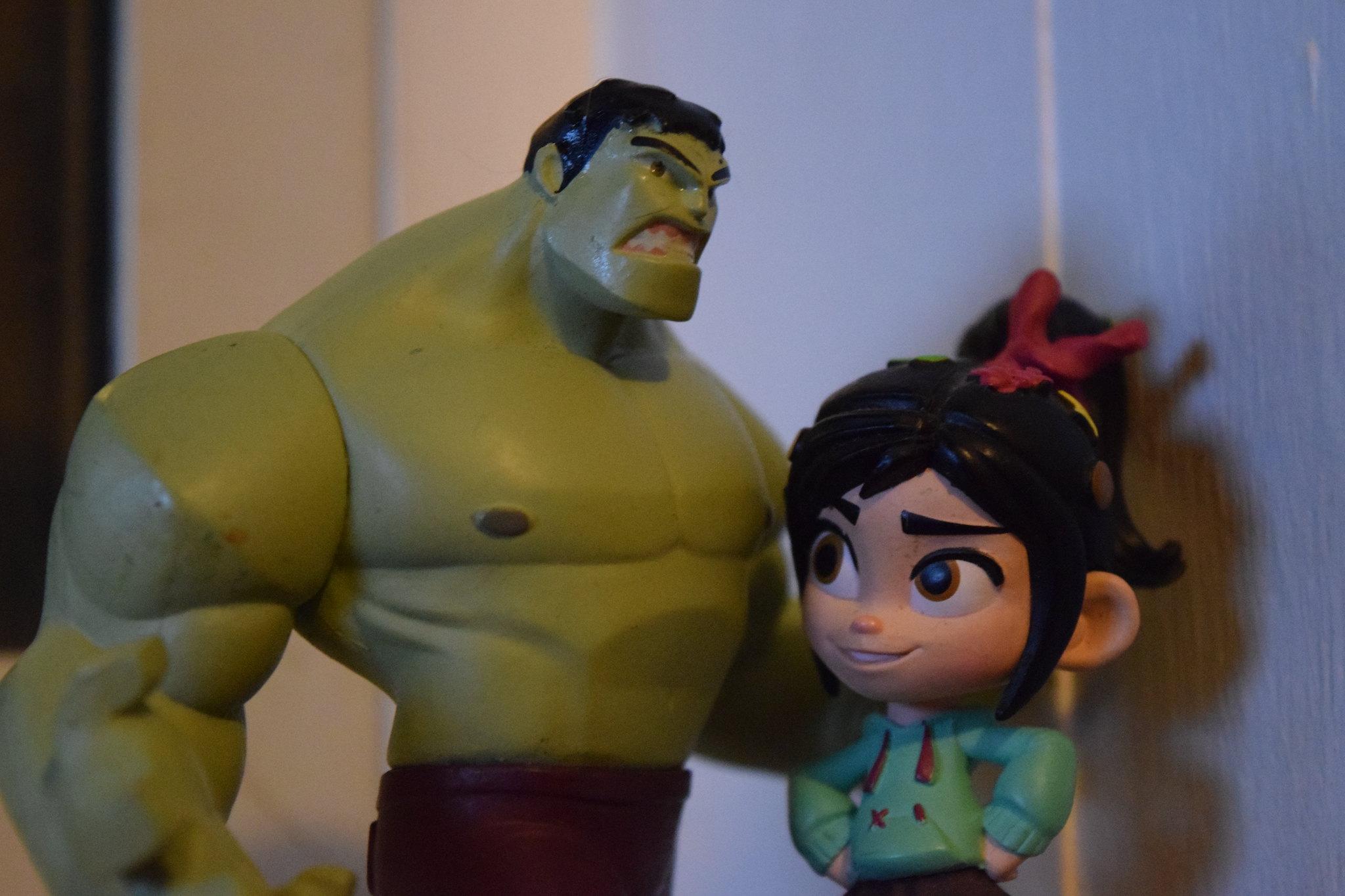 Hulk No Smash President