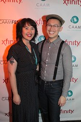 CAAMFest 2016 Launch Party