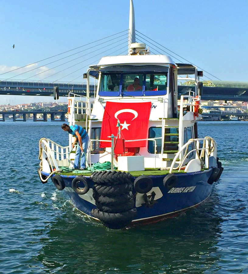 Bosphorus Harbor Cruise
