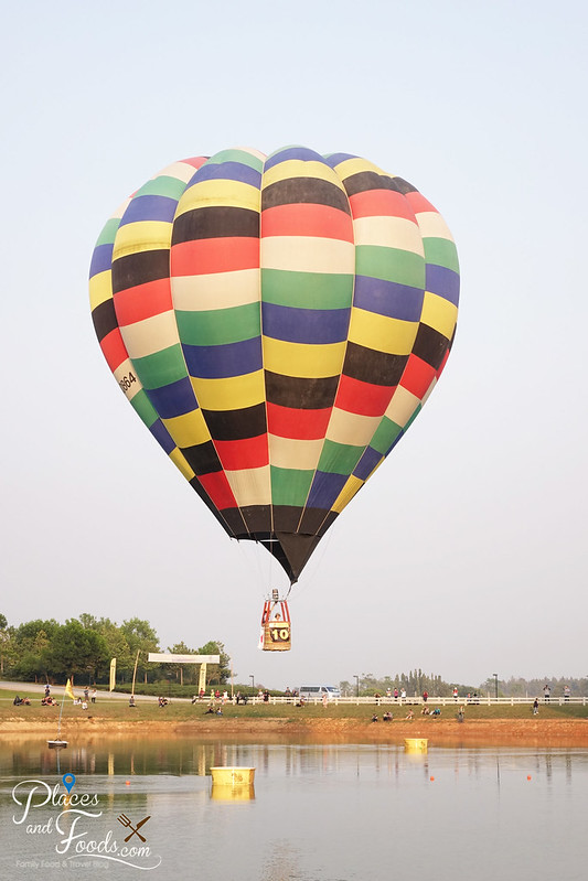singha park international hot air balloon game