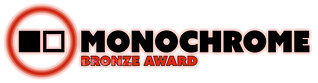 Logo MONOCHROME bronze award