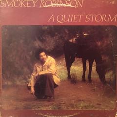 SMOKEY ROBINSON:A QUIET STORM(JACKET A)