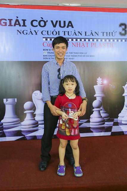 Giải cờ vua ngày cuối tuần lần 3