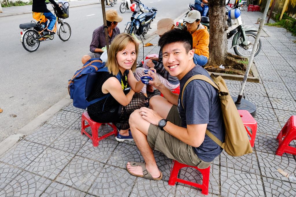 会安美食之旅:莫琳与哈比欣赏Xi Ma