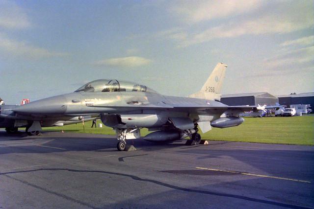 J-266 F-16A
