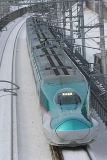 E5系(七戸十和田付近), Series E5 Shinkansen Train