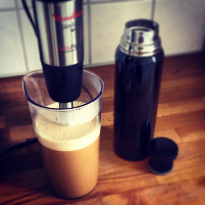 Magic Bullet-kaffe